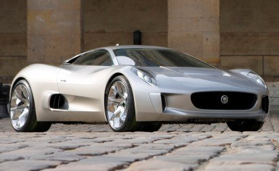 Canned Hypercar Debrief - 2010 JAGUAR C-X75 Is Too Sexy For Its Turbines 47