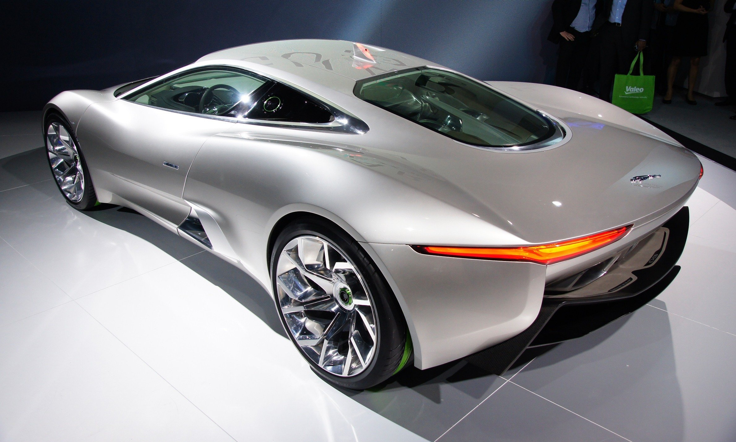 Canned Hypercar Debrief 2010 Jaguar C X75 Is Too Sexy