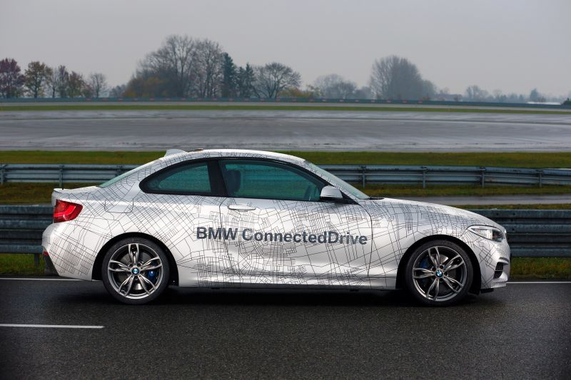 Car-Revs-Daily BMW ConnectedDrive Drift-O-Matic 13