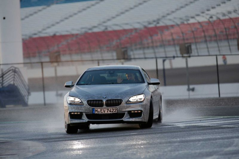 Car-Revs-Daily BMW ConnectedDrive Drift-O-Matic 49