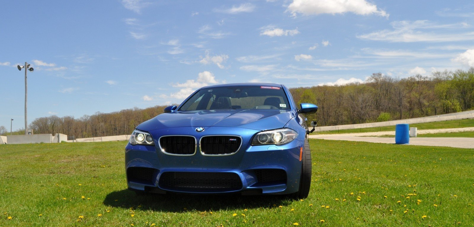 Car-Revs-Daily Track Tests 2014 BMW M5 1