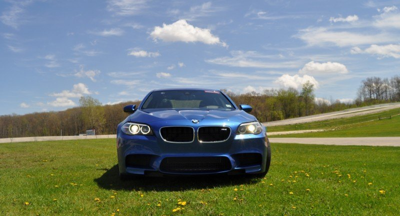 Car-Revs-Daily Track Tests 2014 BMW M5 2