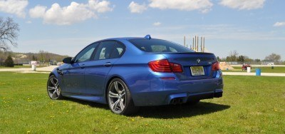 Car-Revs-Daily Track Tests 2014 BMW M5 26
