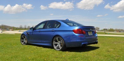 Car-Revs-Daily Track Tests 2014 BMW M5 27