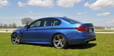Car-Revs-Daily Track Tests 2014 BMW M5 28