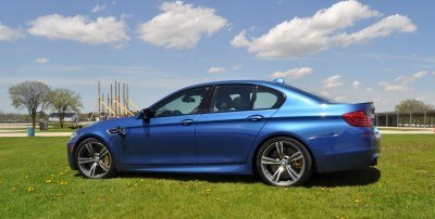 Car-Revs-Daily Track Tests 2014 BMW M5 30