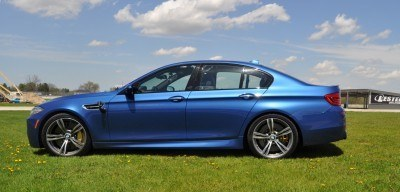 Car-Revs-Daily Track Tests 2014 BMW M5 32