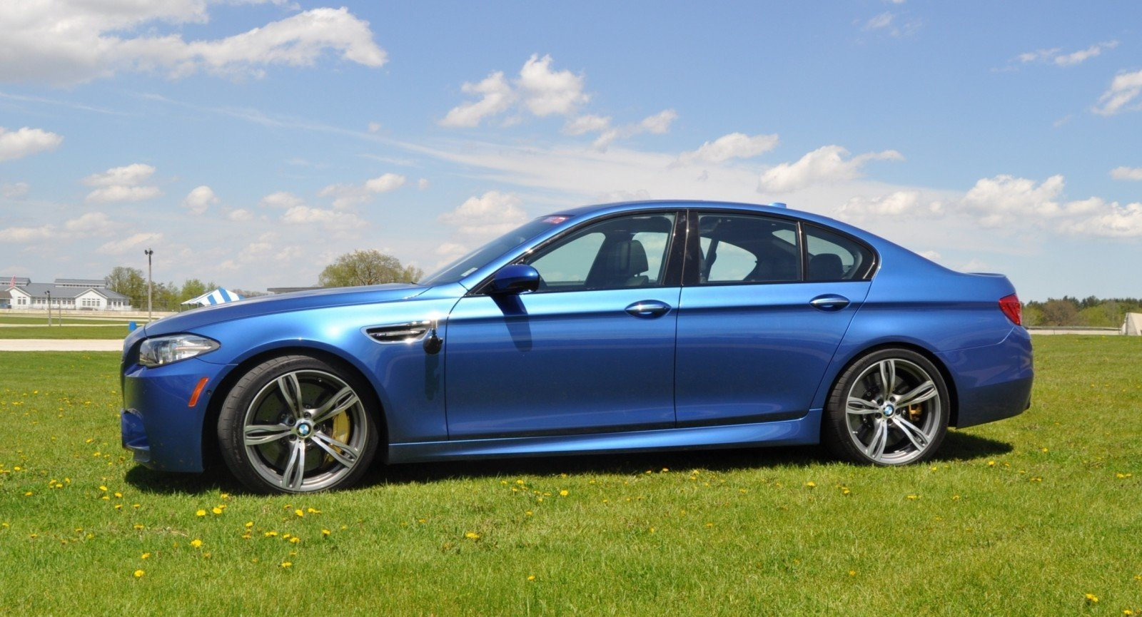 Car-Revs-Daily Track Tests 2014 BMW M5 36