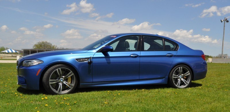 Car-Revs-Daily Track Tests 2014 BMW M5 37