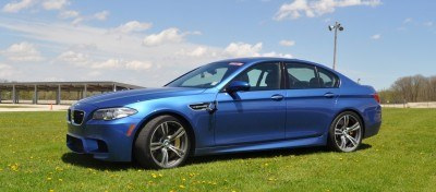 Car-Revs-Daily Track Tests 2014 BMW M5 39