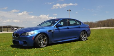 Car-Revs-Daily Track Tests 2014 BMW M5 40