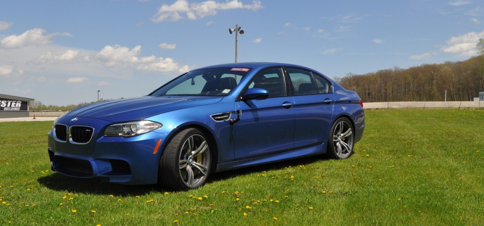 Car-Revs-Daily Track Tests 2014 BMW M5 41