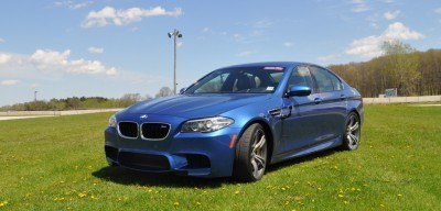 Car-Revs-Daily Track Tests 2014 BMW M5 43