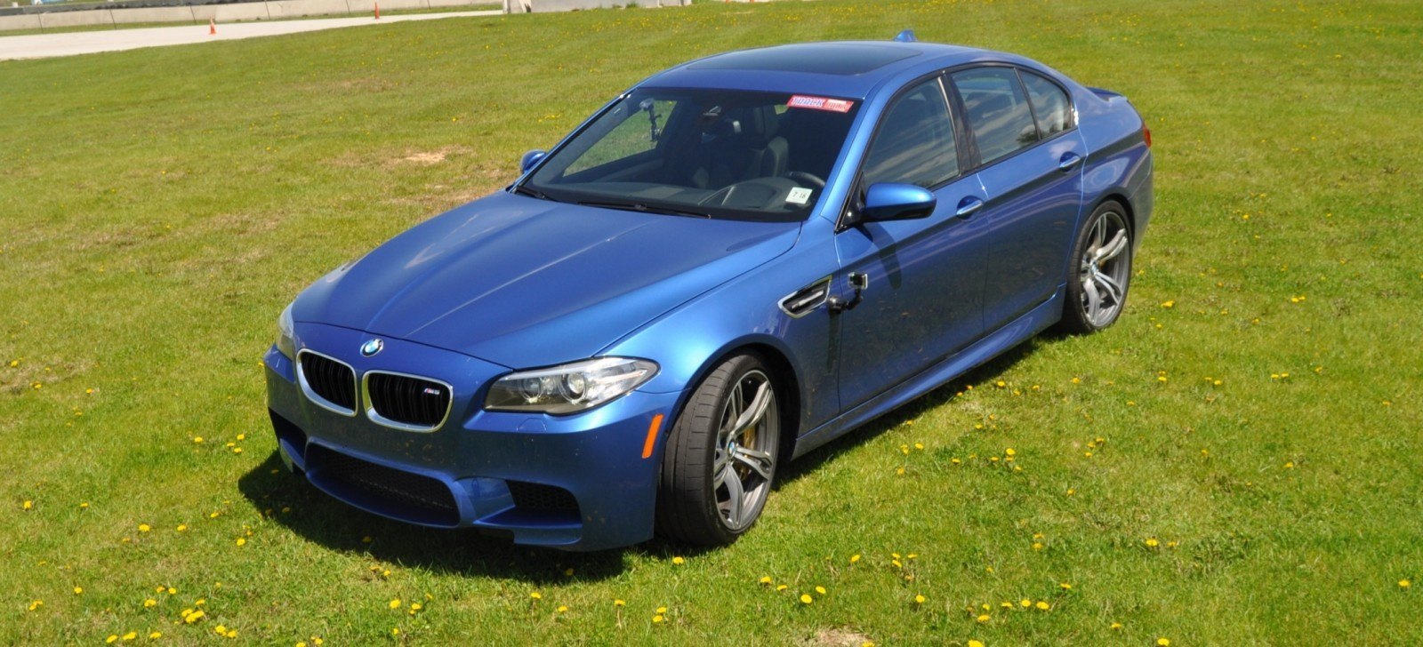 Car-Revs-Daily Track Tests 2014 BMW M5 44
