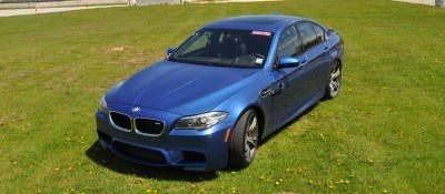 Car-Revs-Daily Track Tests 2014 BMW M5 45