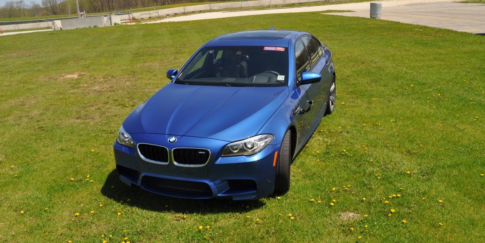 Car-Revs-Daily Track Tests 2014 BMW M5 47