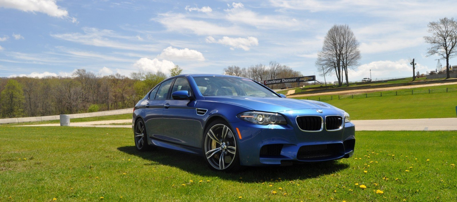 Car-Revs-Daily Track Tests 2014 BMW M5 5