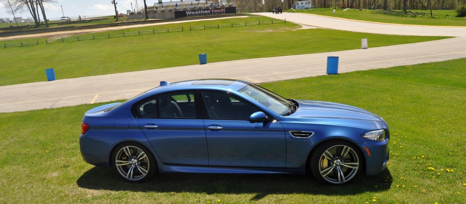 Car-Revs-Daily Track Tests 2014 BMW M5 60