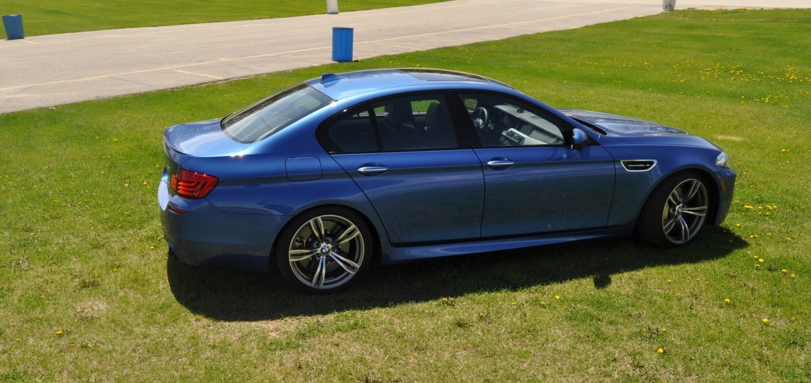 Car-Revs-Daily Track Tests 2014 BMW M5 63