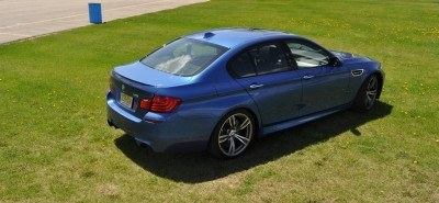 Car-Revs-Daily Track Tests 2014 BMW M5 65