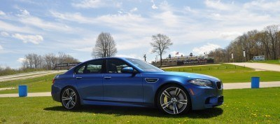 Car-Revs-Daily Track Tests 2014 BMW M5 8