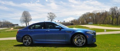 Car-Revs-Daily Track Tests 2014 BMW M5 9