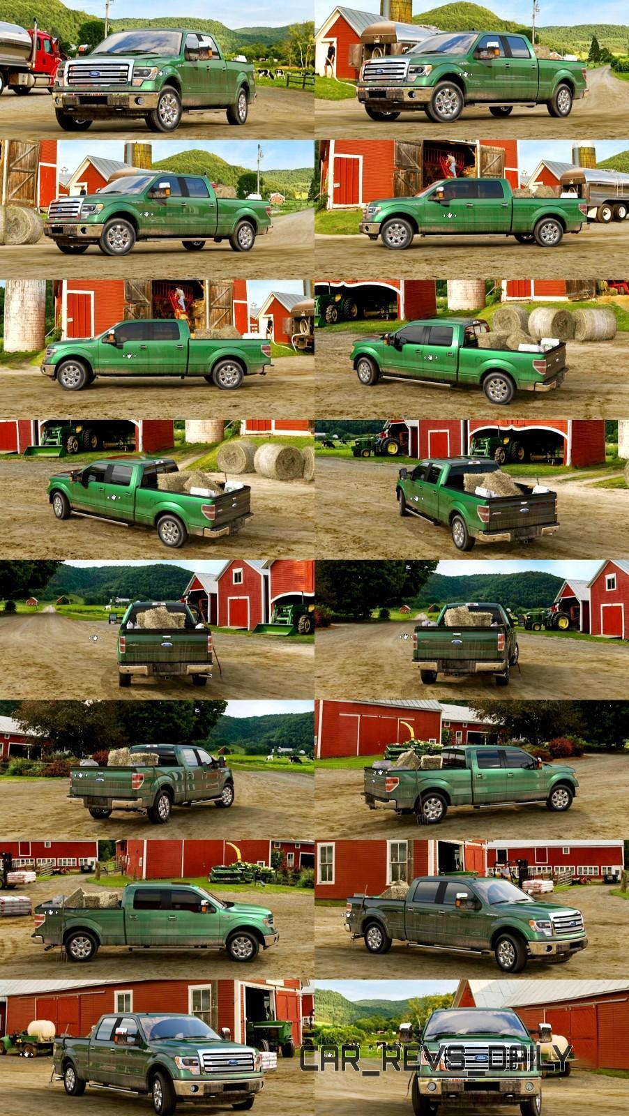 Car-Revs-Daily-vert green gem 2014 f-150