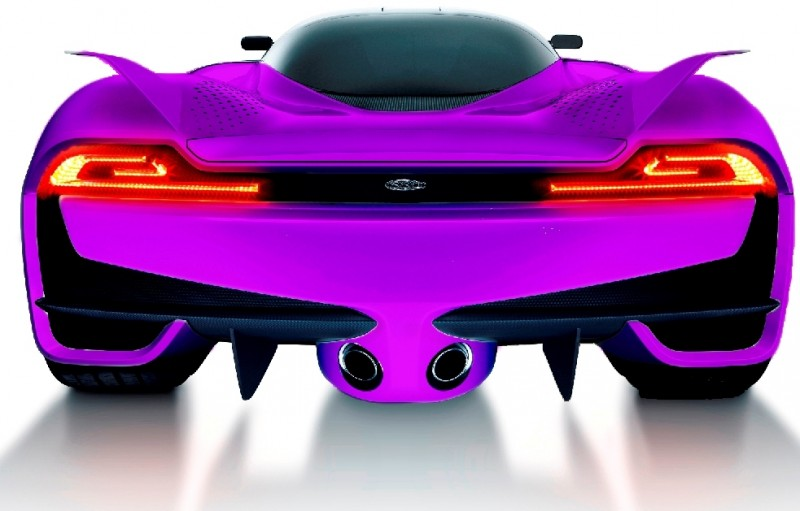 Car-Revs-Daily.com 100 Color Renders of SSC Tuatara - Paint Test Proves Brilliance of Castriota Design 46