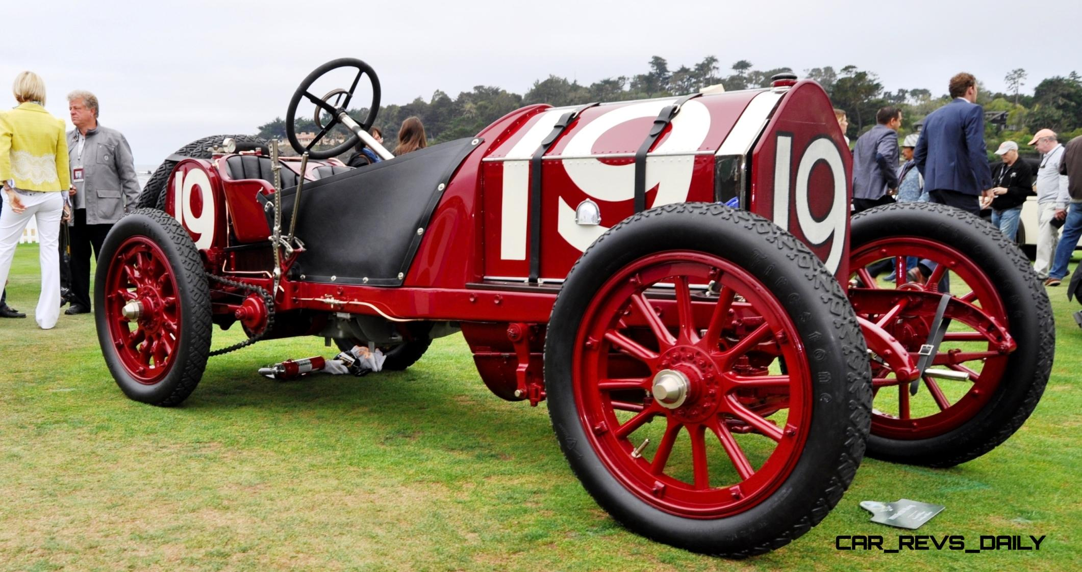 1910 Fiat S10 Racing Is Highlight In World of Steam Cars ...