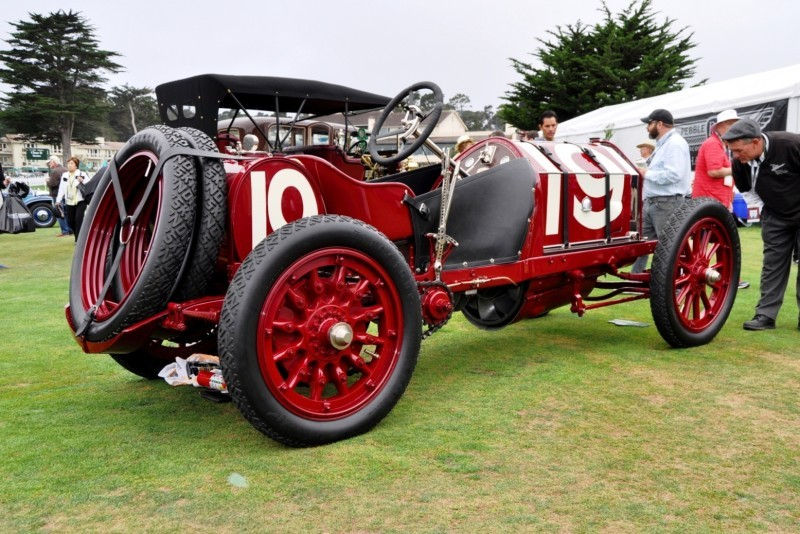 Car-Revs-Daily.com 1910 Fiat S10 Racing 14