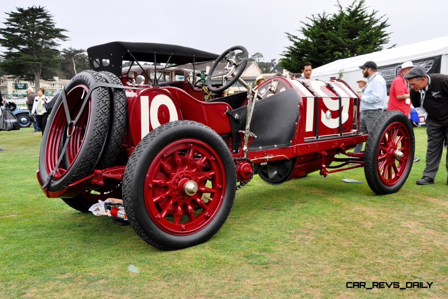 1910 Fiat S10 Racing Is Highlight In World Of Steam Cars