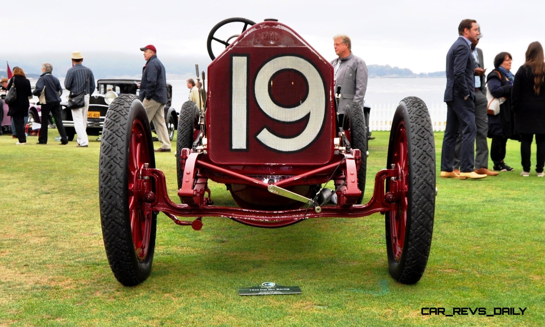 Fiat Racing Is Highlight In World Of Steam Cars And Slow
