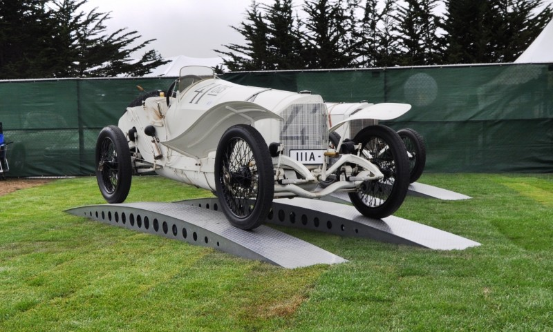 Car-Revs-Daily.com 1914 Mercedes-Benz French Grand Prix Cars 1