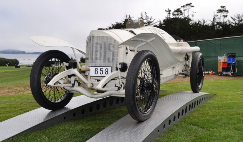 Car-Revs-Daily.com 1914 Mercedes-Benz French Grand Prix Cars 10