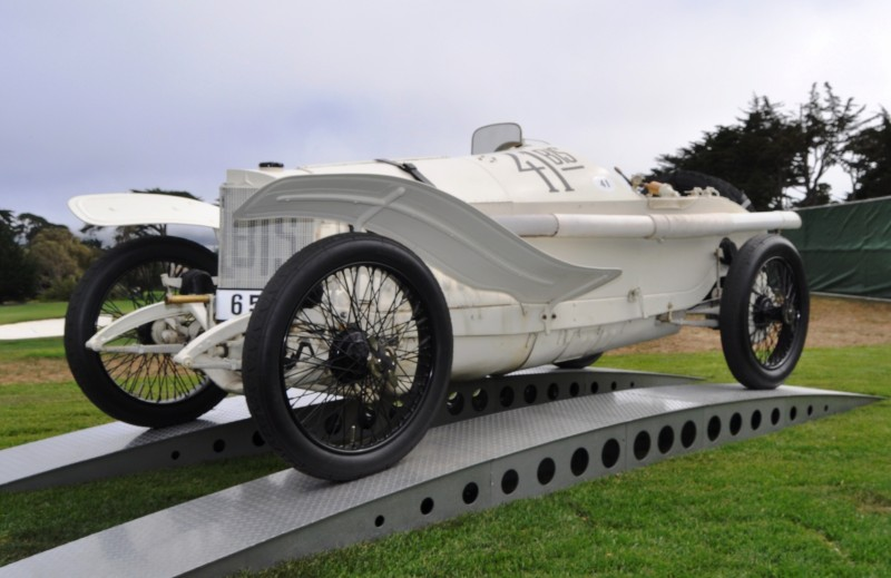 Car-Revs-Daily.com 1914 Mercedes-Benz French Grand Prix Cars 11