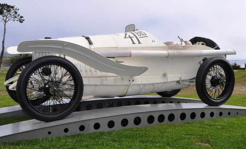 Car-Revs-Daily.com 1914 Mercedes-Benz French Grand Prix Cars 12