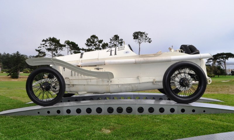 Car-Revs-Daily.com 1914 Mercedes-Benz French Grand Prix Cars 14