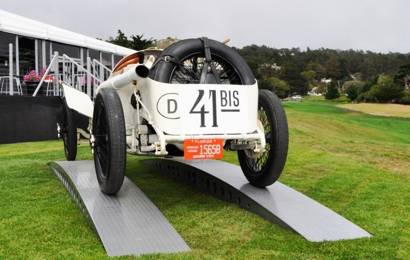 Car-Revs-Daily.com 1914 Mercedes-Benz French Grand Prix Cars 16