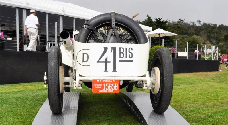 Car-Revs-Daily.com 1914 Mercedes-Benz French Grand Prix Cars 17
