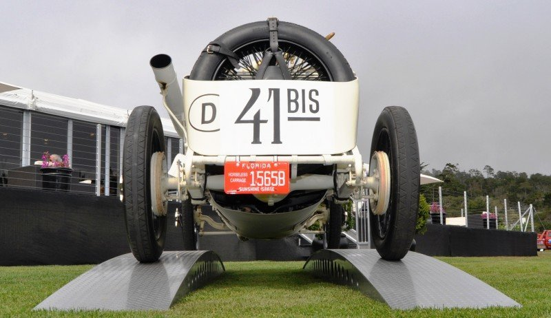Car-Revs-Daily.com 1914 Mercedes-Benz French Grand Prix Cars 18