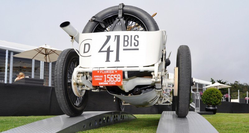 Car-Revs-Daily.com 1914 Mercedes-Benz French Grand Prix Cars 19