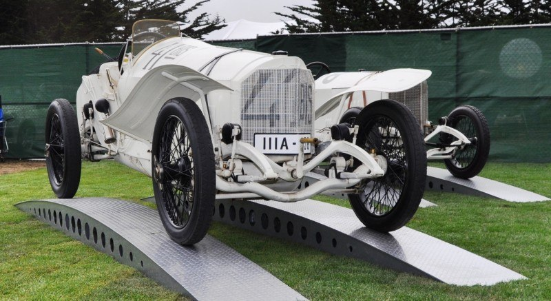 Car-Revs-Daily.com 1914 Mercedes-Benz French Grand Prix Cars 2