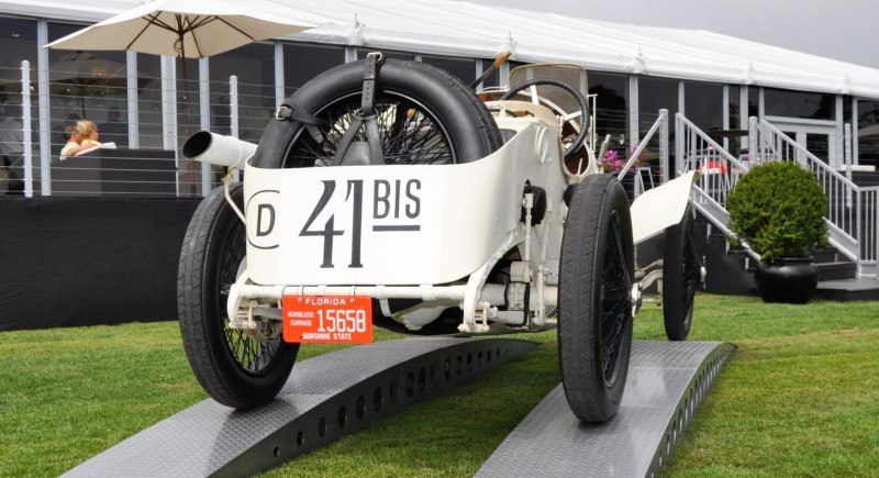 Car-Revs-Daily.com 1914 Mercedes-Benz French Grand Prix Cars 20