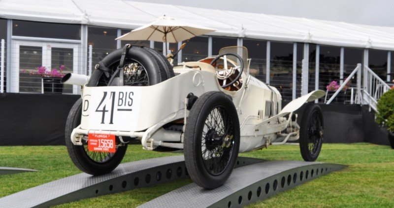 Car-Revs-Daily.com 1914 Mercedes-Benz French Grand Prix Cars 21