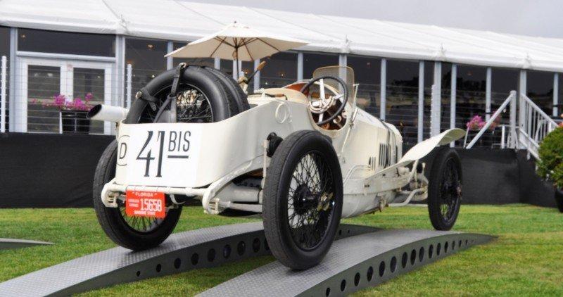 Car-Revs-Daily.com 1914 Mercedes-Benz French Grand Prix Cars 21