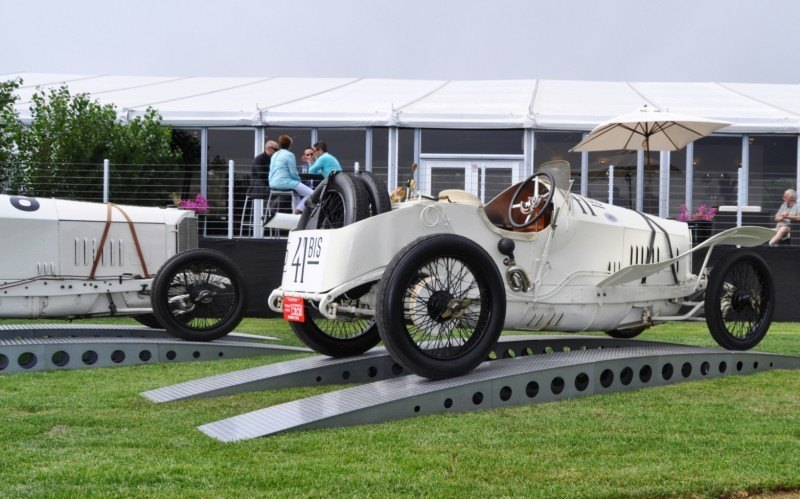 Car-Revs-Daily.com 1914 Mercedes-Benz French Grand Prix Cars 22