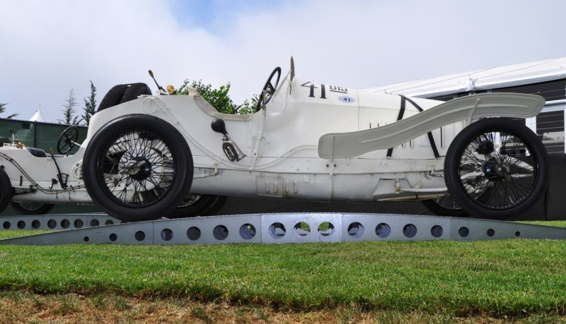Car-Revs-Daily.com 1914 Mercedes-Benz French Grand Prix Cars 24