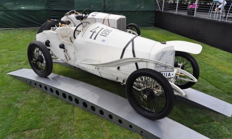 Car-Revs-Daily.com 1914 Mercedes-Benz French Grand Prix Cars 25