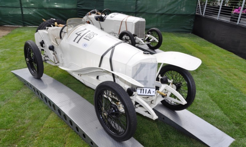 Car-Revs-Daily.com 1914 Mercedes-Benz French Grand Prix Cars 26