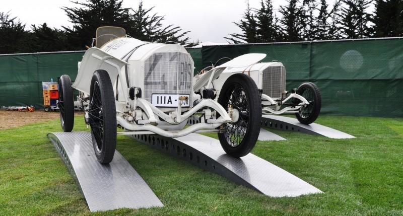 Car-Revs-Daily.com 1914 Mercedes-Benz French Grand Prix Cars 3